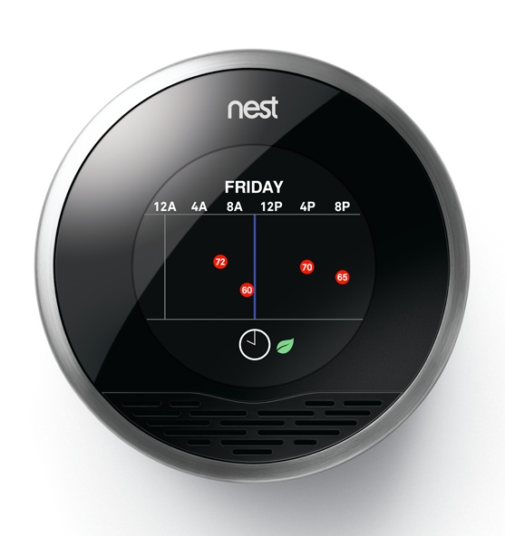 Your first week with Nest.