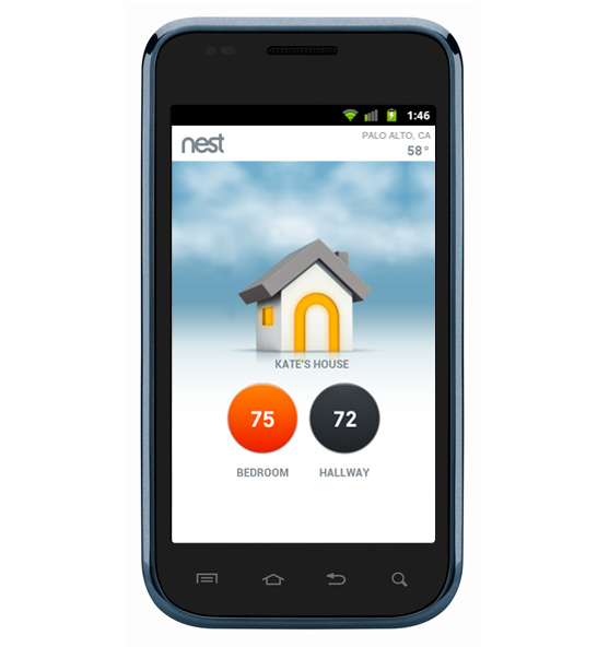 Nest Mobile Android & iPhone app updates.