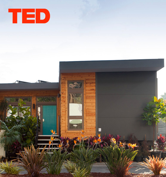 LivingHomes at TED.