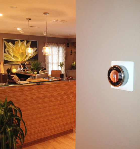 Nest thermostats for business.