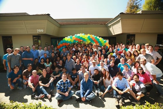 Nest's June 2013 company pic