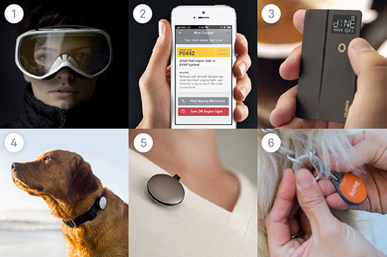 Great gifts for to track yourself, your car and your pets from the geeks at Nest