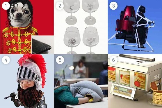 Strange and offbeat gift ideas from the strange, offbeat people at Nest