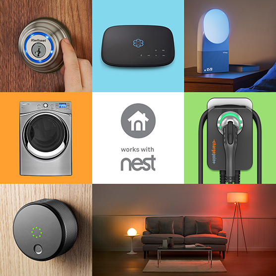 What Works With Nest At Ces Nest