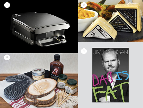 Gifts for hungry dads.