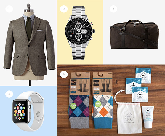 Gifts for dads with style.