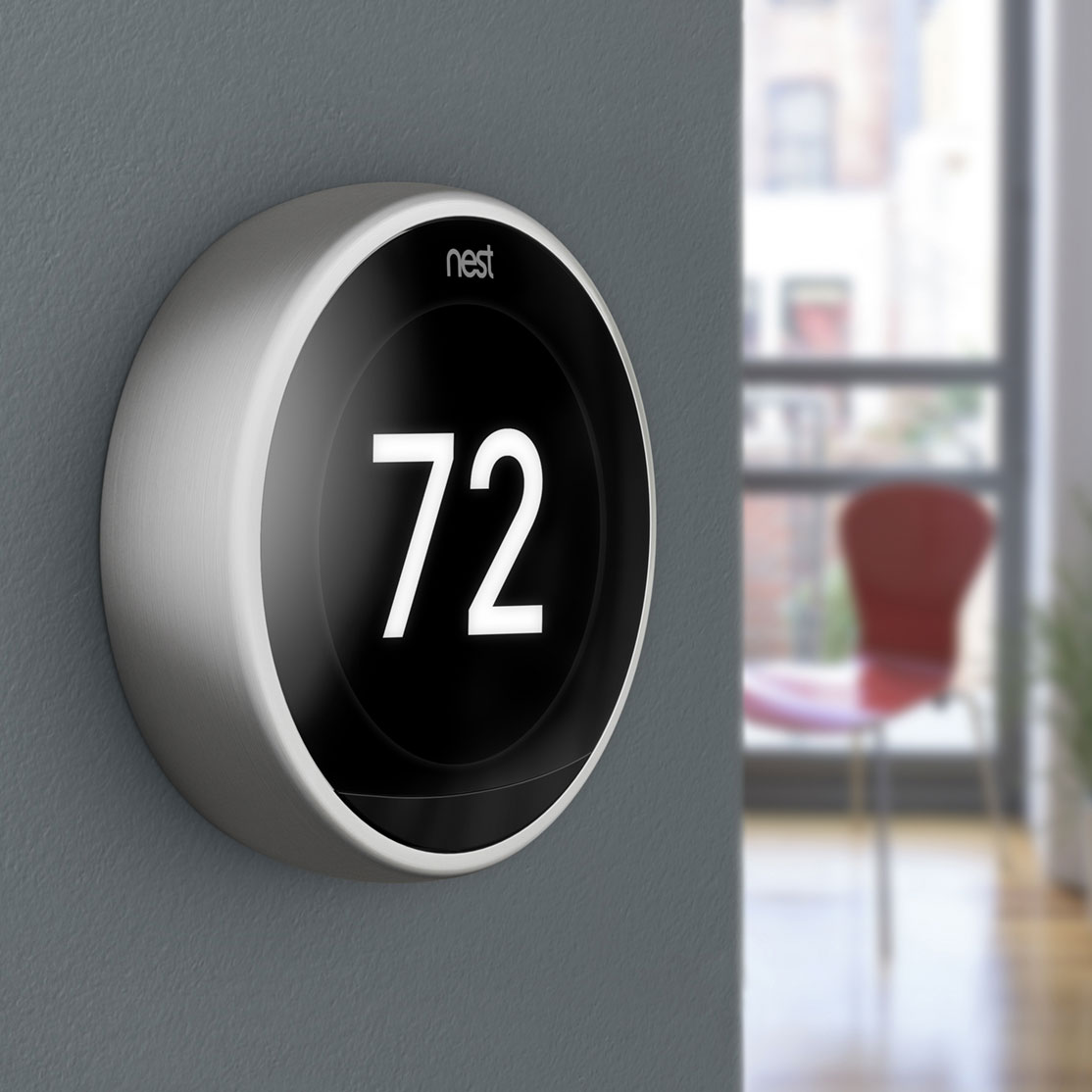 meet the 3rd generation nest learning thermostat nest