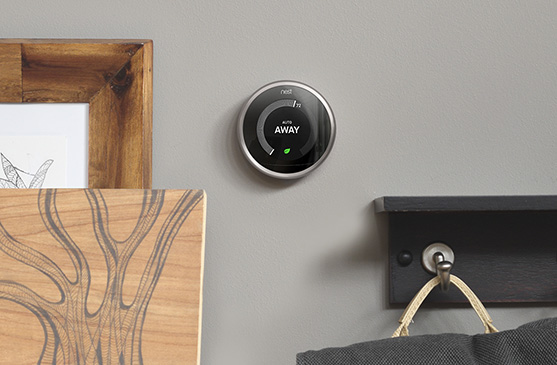 This fall, we launched the 3rd gen Nest Learning Thermostat in the US, Canada and Europe.