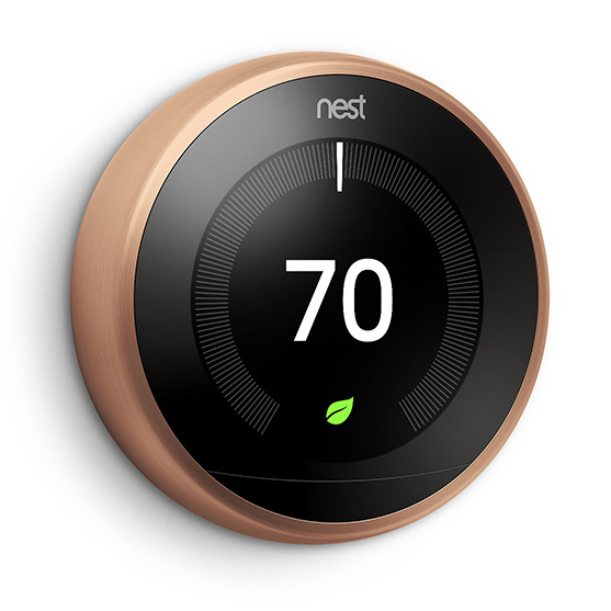 Who says thermostats are dull?