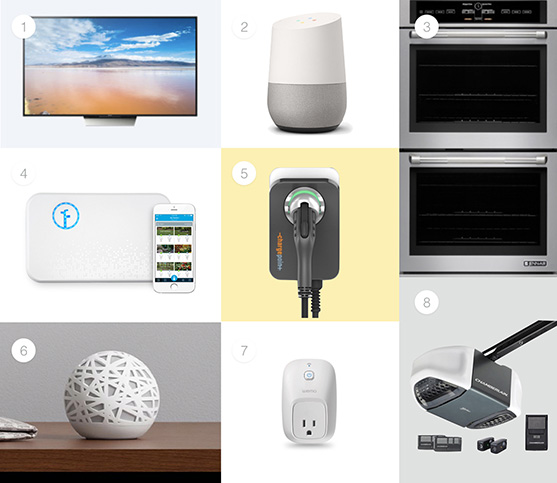 Smart home gifts.