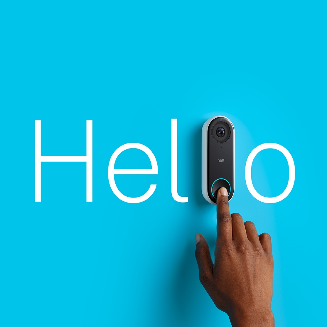 Say Hello To Nest Doorbells In Parallel Wiring Diagrams Meet The Video Doorbell Available First Quarter Of 2018 It