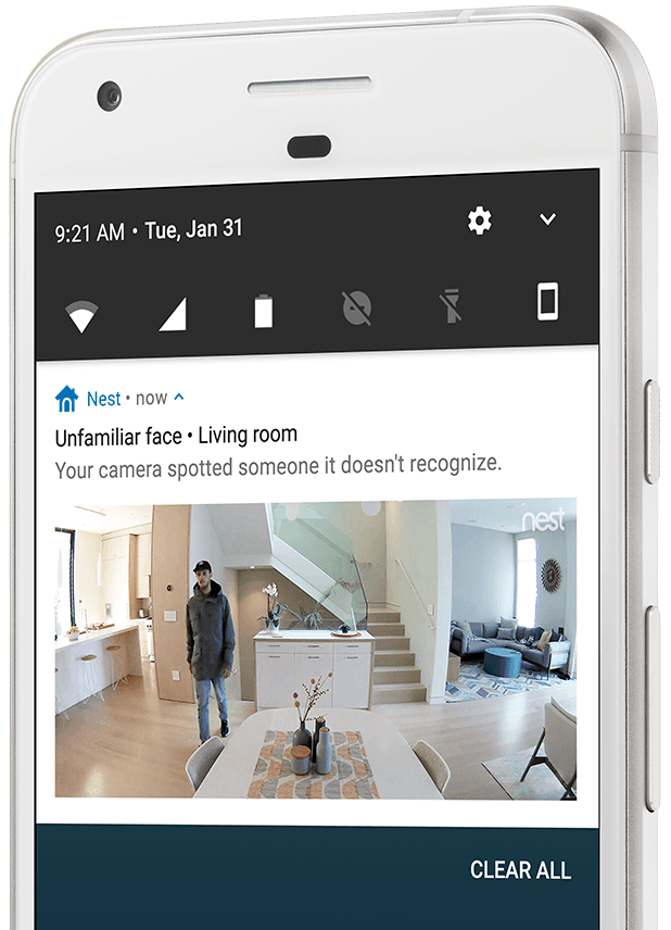 Безопасность. Смарт-дисплей Google Nest Hub Max