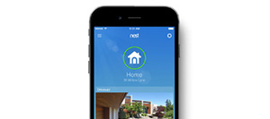Nest app spaces