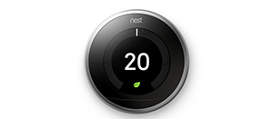 3e generatie Nest Thermostat