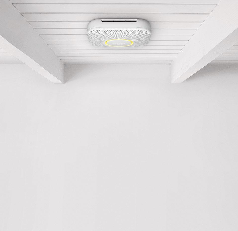 Nest Protect Carbon Monoxide Fire Smoke Detector