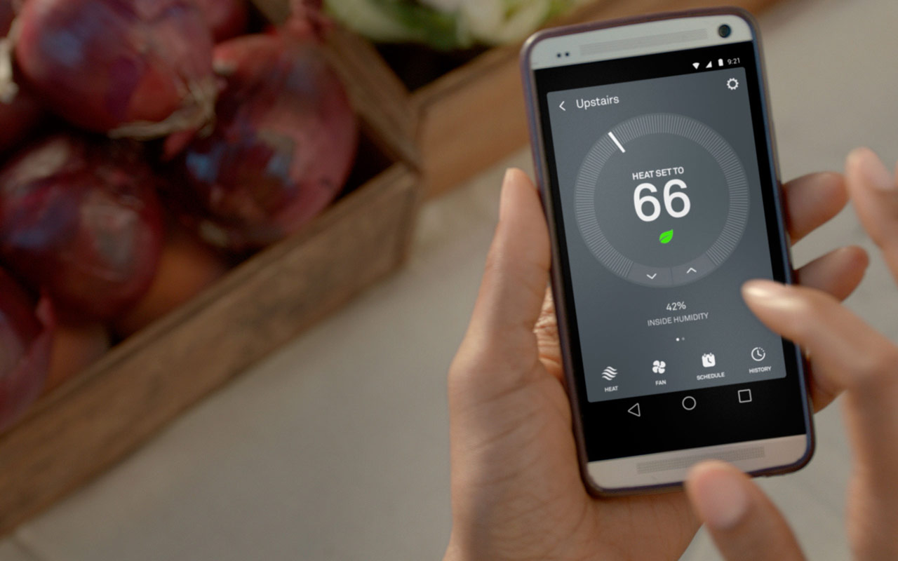 Nest Learning Thermostat Programs Itself Then Pays For Electronicscom Ppowersaverenergysavingunit1147523html