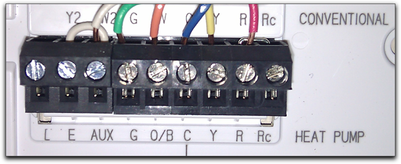 double label how can i tell if my current thermostat is low voltage? honeywell rth110b wiring diagram at gsmportal.co