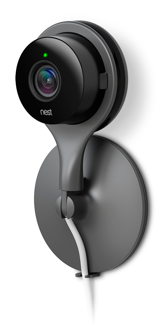 How to mount your nest cam indoor nest cam indoor mounted on a vertical surface asfbconference2016 Images