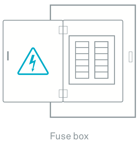 how do i install my nest protect switch off the correct circuit breaker for the room where you are installing nest protect or remove the fuse from the fuse box