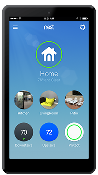 See what\'s new in the Nest app 5.0 update
