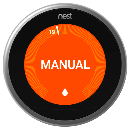 what should i do if the light on my 3rd generation heat link is yellow rh nest com Nest Thermostat Installation Manual Nest Thermostat Setup