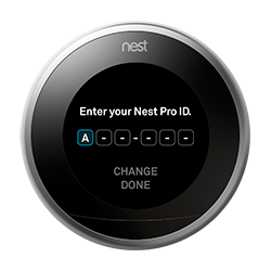 nest thermostat gen3 enter pro id 2 nest learning thermostat advanced installation and setup help for 2nd Gen Nest Wiring-Diagram at alyssarenee.co