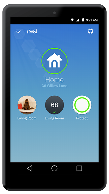 Surprising Learn More About The Spaces View In The Nest App And How To Change Largest Home Design Picture Inspirations Pitcheantrous