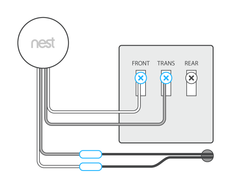 how to tell if your current doorbell system will work with nest hellothe chime connector is included in the box with nest hello it helps make household doorbell systems compatible with hello