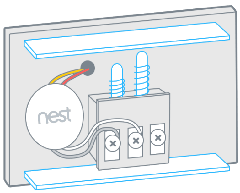 nest instructions choice image writing instructions examples Doorbell Wiring 2 Chimes Two Chime Doorbell NuTone Wiring-Diagram