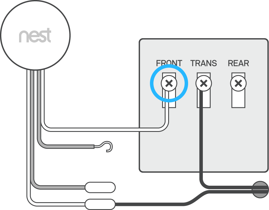 learn about the cables and ac adapters that come with nest