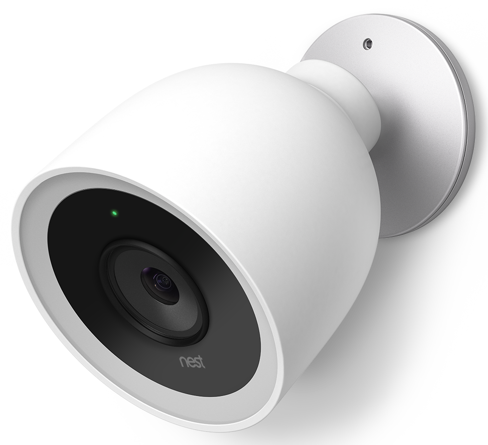 How To Install Your Outdoor Nest Cam Have Some Form Of Exterior Electrical Wiring Security Gates Set Up With The App