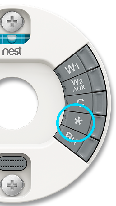learning star learn about the nest thermostat's star connector 2nd Gen Nest Wiring-Diagram at alyssarenee.co