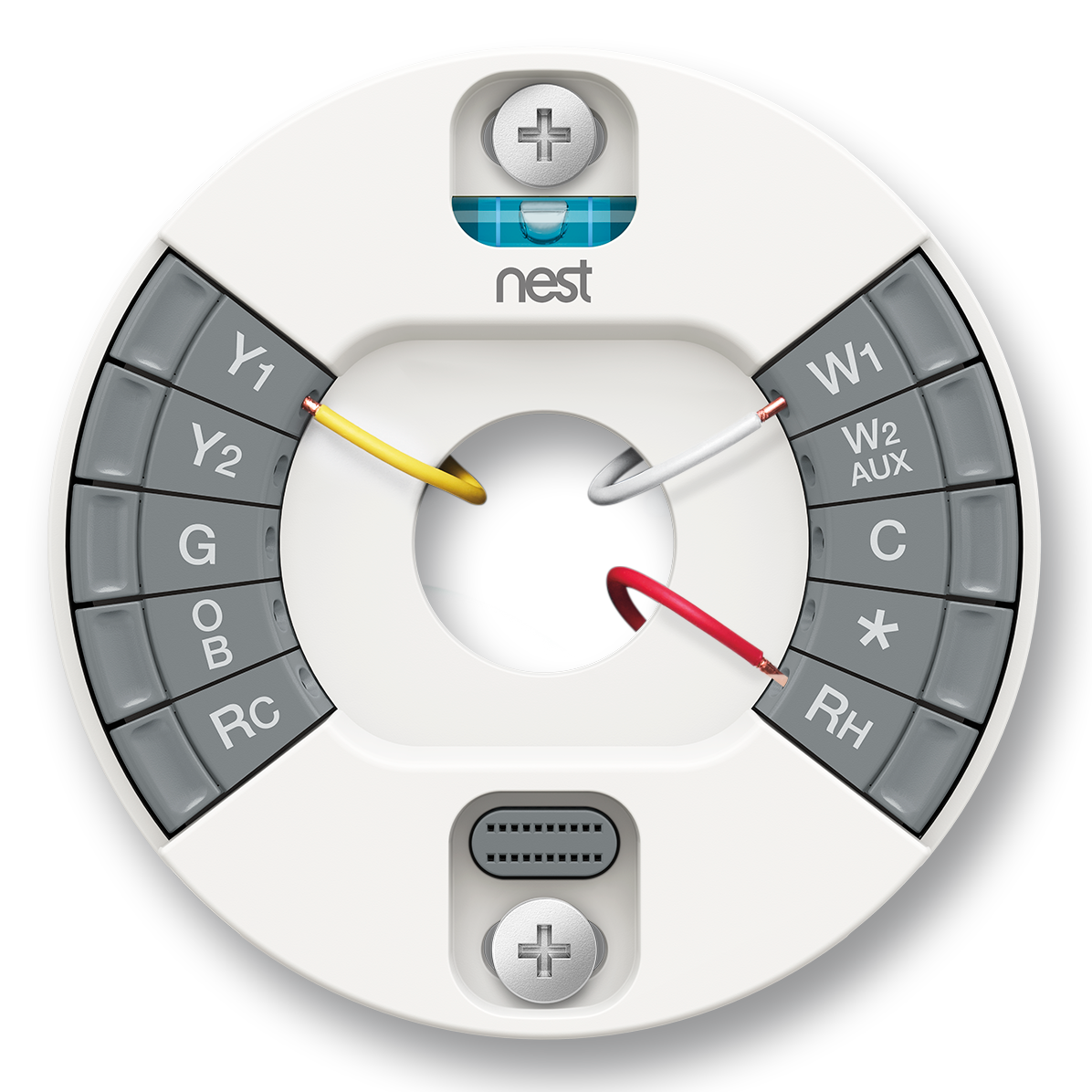 Troubleshooting nest thermostat power errors when it gets cold outside if you only have two wires, read below to learn more about checking the fuse on your hvac system, Thermostat Wiring Nest Thermostat