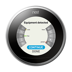Troubleshooting Nest Thermostat Power Errors When It Gets